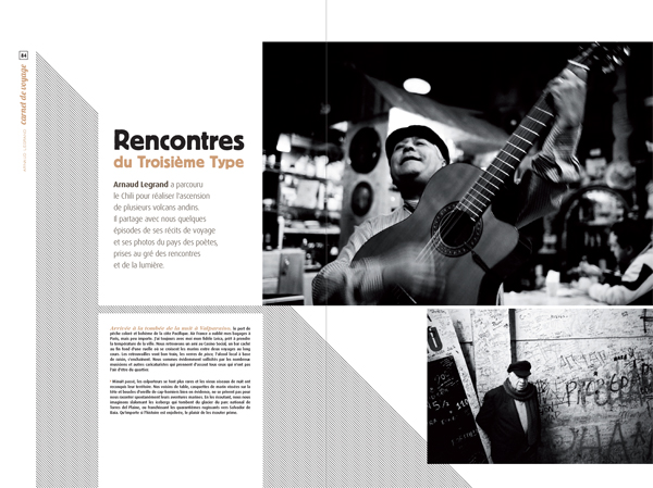 Copyright Arnaud Legrand 2012