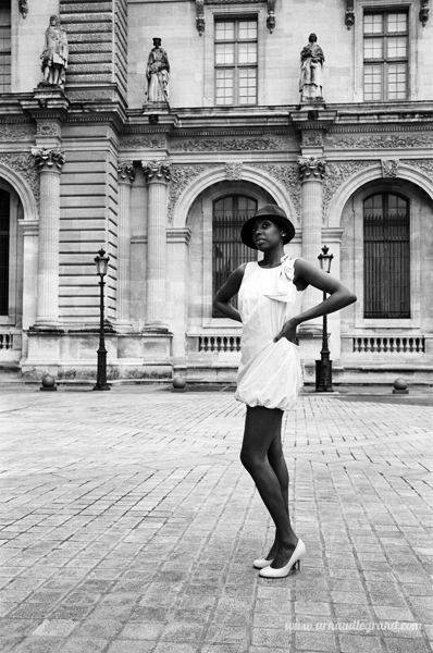 Copyright Arnaud Legrand 2011